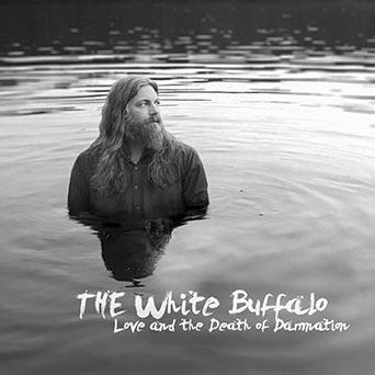 White Buffalo Album Cover